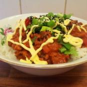 japanese-bolognese-met-rijst